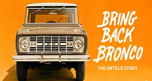 Ford Bronco 1966-2021
