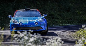 Alpine A110 Rally 2019