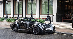 Morgan Aero Coupé 2020