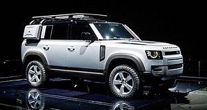 New Defender Land Rover