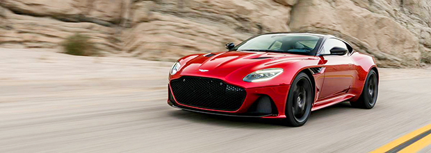 Aston Martin Superleggera