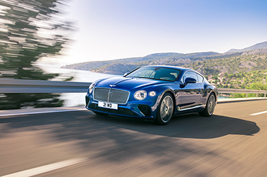 Bentley Continental 3ª generación 2018