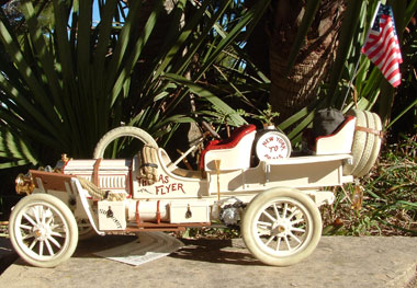 Coleccionismo scala cars Thomas Flyer de 1908