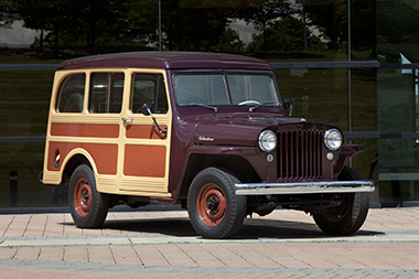 "Jeep Willys ""Station Wagon de 1949"""