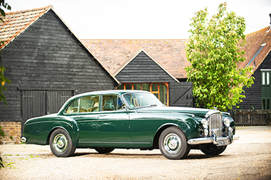 Bentley Continental S2 1952-1962