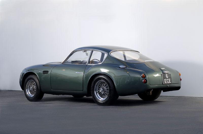 Aston Martin Db4 Gt 1960 1963