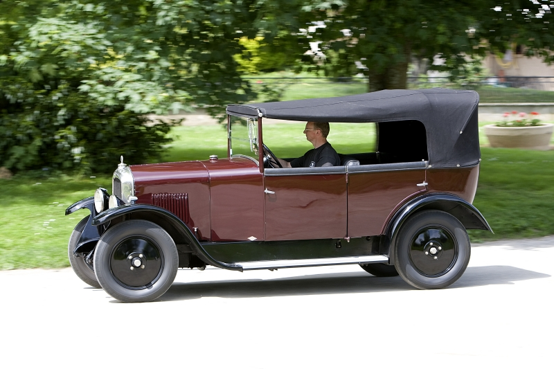 Peugeot Vintage Type 177 Torpedo, coches clasicos