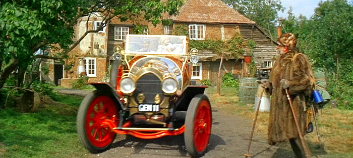 Star Cars Chitty Chitty Bang Bang