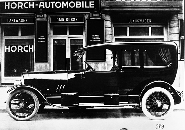 Automóviles Horch ,History