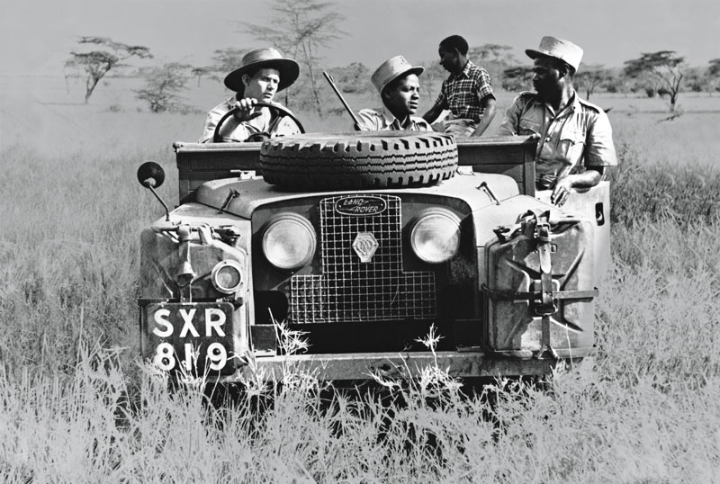Land Rover Africa