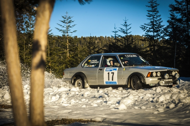 Andorra Winter Rally 2016,Rally Coches Clásicos