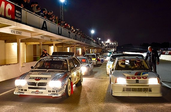 coches rally grupo B