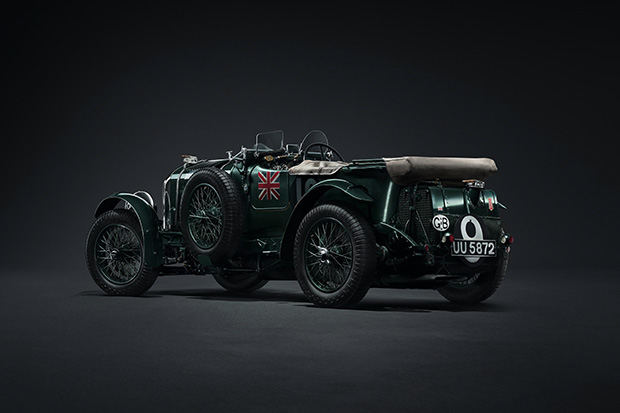 Bentley Blower 4½ litros de 1929