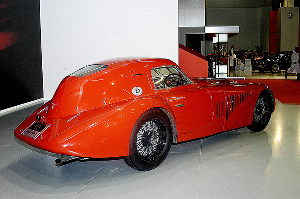 Alfa Romeo 8C - Race Cars