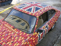 Ford Capri - Art Car