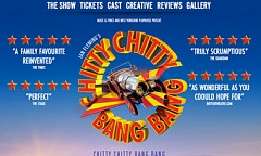 Coches y Cine Chitty Chitty Bang Bang
